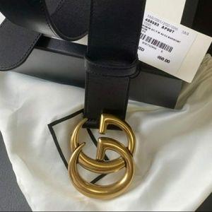 Gucci belt 1.5 width